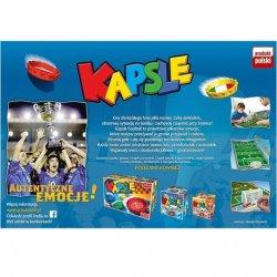 Kapsle Football - Gra