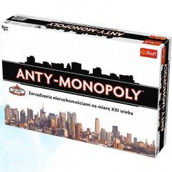 Anty-Monopoly, Gra