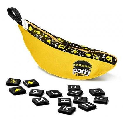 Bananagrams party, Gra słowna