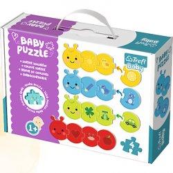 Puzzle Baby Classic - Sorter kolorów