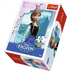 Puzzle Mini 54el. Kraina Lodu - Frozen 19501 (54141)