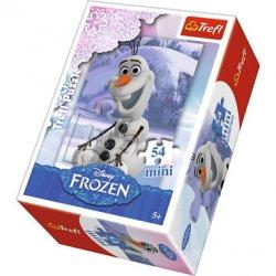 Puzzle Mini 54el. Kraina Lodu - Frozen 19502 (54141)