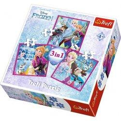 Puzzle 3w1 - Zimowa magia