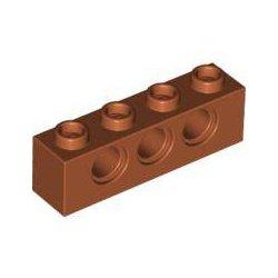 LEGO 3701 Technic Brick 1x4, Ø4,9