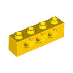 3701 Technic Brick 1x4, Ø4,9