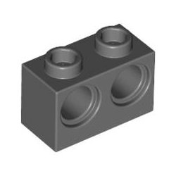 32000 Klocek / Brick 1x2 M. 2 Holes Ø 4,87