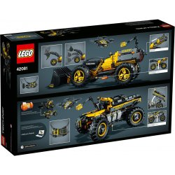 LEGO 42081 Volvo XEUZ Concept Wheel Loader