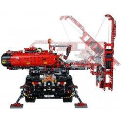 LEGO 42082 Rough Terrain Crane