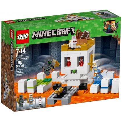 LEGO 21145 Czaszkowa arena