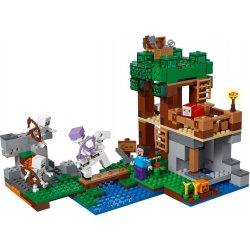 LEGO 21146 The Skeleton Arena