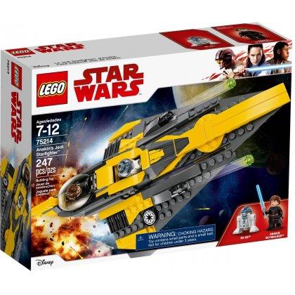 LEGO 75214 Anakin's Jedi Starfighter