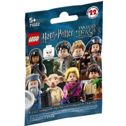 Minifigures Harry Potter™ and Fantastic Beasts™