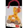 Drewniana Żyrafa Agatka 60637