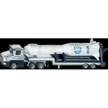 Siku Super: Laweta z rakietą 1614
