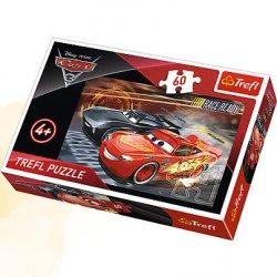 Puzzle 60 el. Wyścig - Cars 3