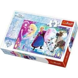 Puzzle 60 el. Niespodzianka dla Elsy - Frozen