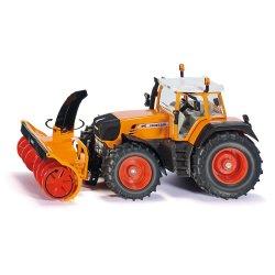 Siku Farmer: Traktor Fendt z odnieżarką 3660