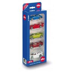 Siku Super: Zestaw 5 samochodów 6281