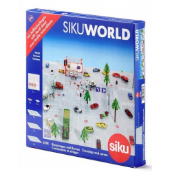 Siku World: Crossings and curved sections 5598