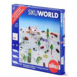 Siku World: Zestaw płytek z ulicami 5598