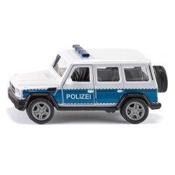 Siku Super: Mercedes-AMG G65 Policja Federalna 2308