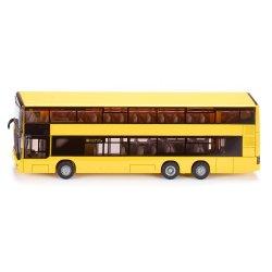 Siku Super: Autobus dwupoziomowy MAN 1884