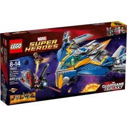 LEGO 76021 The Milano Spaceship Rescue