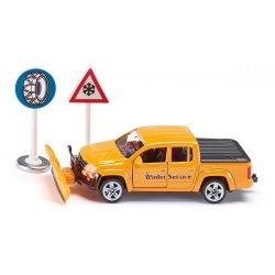 Siku Super: VW Amarok - Serwis zimowy 2546