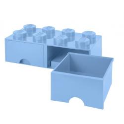 Pojemnik z szufladą LEGO Brick Drawer 8 na klocki