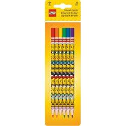 LEGO 51176 Kredki 6 kolorów