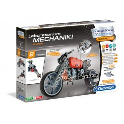 Laboratorium Mechaniki - Ścigacze 60955