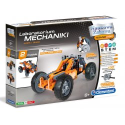 Laboratorium Mechaniki - Łazik i Quad 60954