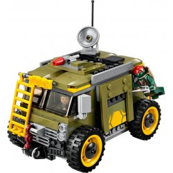 LEGO 79115 Destrukcja furgonetki żółwi
