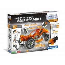 Laboratorium Mechaniki - 50 Konstrukcji 60595