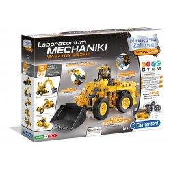 Laboratorium Mechaniki - Maszyny Ciężkie 60465