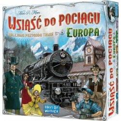 Gra Wsiąść do Pociągu: Europa