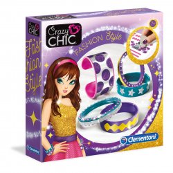 Crazy Chic - Lśniące bransoletki