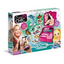 Crazy Chic - Tatuaże