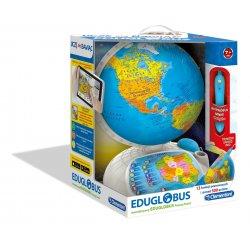 Poznaj Świat. Interaktywny Eduglobus 60444