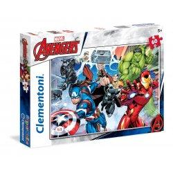 Puzzle 60 el. - The Avengers