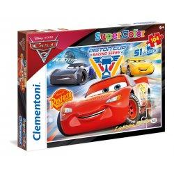 Puzzle 104 el. - Cars 3