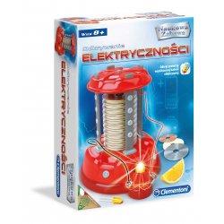 Naukowa zabawa Odkrywanie Elektryczności 60886