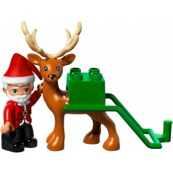 LEGO DUPLO 10837 Santa's Winter Holiday