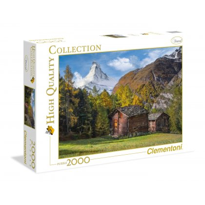 Puzzle 2000 el. - Fascination with Matterhorn