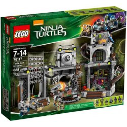LEGO 79117 Turtle Lair Invasion