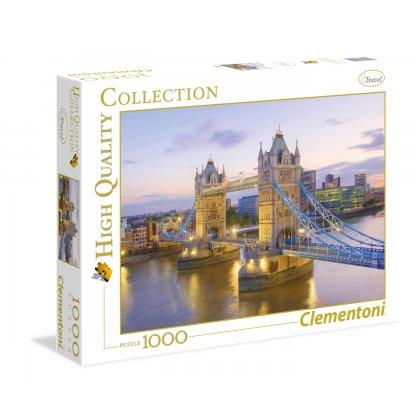 Puzzle 1000 el. HQ - Tower Bridge