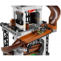 LEGO 79117 Inwazja na kryjówkę żółwi