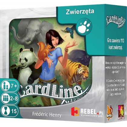Gra Cardline: Zwierzęta