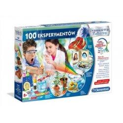 Naukowa Zabawa 100 eksperymentów 50522