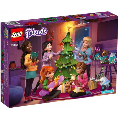 Lego 41353 Friends Advent Calendar Lego Sets Friends Mojeklocki24